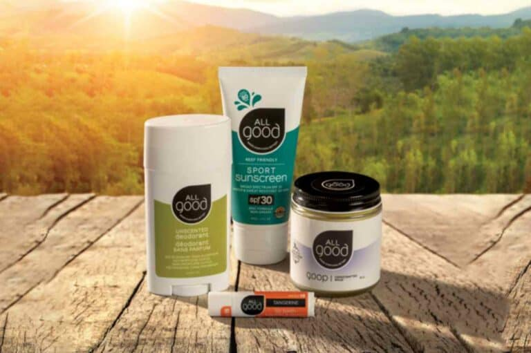 all-good-sustainable-skin-care